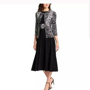 Jessica Howard Dress Jacket Combo Wedding or Work